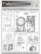 Uhren aus den Jahren 1836 bis 1900, 2300 Seiten!