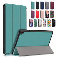 Flip PU Leather Stand Case Cover For Amazon Kindle Fire HD 8 Plus 2020 Tablet