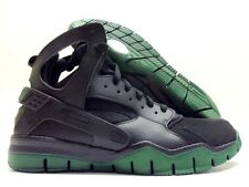 NIKE AIR HUARACHE BBALL 2012 BLACK/GORGE GREEN SIZE MEN'S 10 [488054-003]