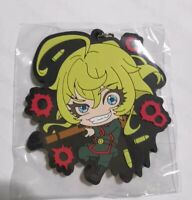 Saga of Tanya the Evil Youjo Senki Japan Anime Rubber Strap Charm Keychain Gift