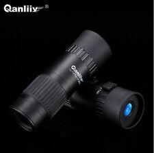 US Qanliiy 10-100x21 Pocket-Size Mini HD Night Vision Monocular Telescope Tripod