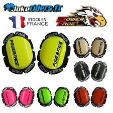 2x Sliders Bois POWER FACE - Protection moto piste - Powerface - 8 Couleurs !