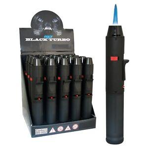 M3 Black Turbo Blue Laserflamme Sturmfeuerzeug Brenner Feuerzeug Jet Flame Blau