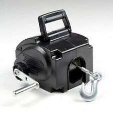12V Volt Electric Power Powered ATV Portable Cable Winch Lift for Trailer Boat
