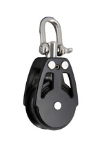 Spintech Series 38 Sailboat Block Single with Swivel Shackle
