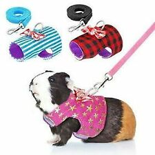 harness and lead hamsters, ferrets, rats, rabbits, guinea pigs,clothes vest