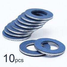 10PCS For Toyota Lexus Scion Oil Drain Plug Washer Gaskets Car OE#90430-12031