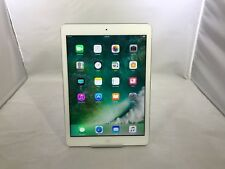 Apple iPad Air 1st Generation 128GB Silver WiFi + Cellular Unlocked Excellent