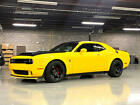 2018 Dodge Challenger SRT Demon 2018 Dodge Challenger SRT Demon 208 Miles Yellow Coupe 6.2L V8 OHV 16V SUPERCHAR