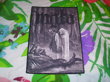 Ultra Rar Back Patch Sold Out Black metal ( Cult Of Fire Mgla )