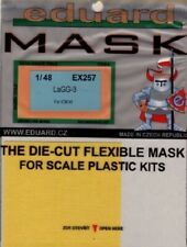 Eduard Mask 1/48  LaGG-3 Mask for ICM  EUEX 257