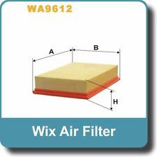 WIX WA6628 Car Air Filter Panel Replaces C25146 CA5891 LX886