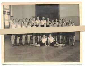 Foto Jungs im Sportdress um 1935 ! (F2618