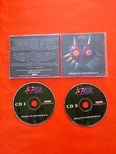 THE LEGEND OF ZELDA  OCARINA OF TIME - PROMOTIONAL CD - SOUNDTRACK -