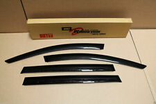 WEATHER SHIELDS FOR SUBARU LIBERTY WAGON 09-14 WEATHERSHIELD WINDOW VISOR 5GEN