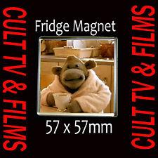 PG TIPS MONKEY FRIDGE MAGNET  -  FRIDGE  MAGNET 57X57mm