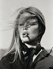 Brigitte Bardot France Fashion Vogue Model Print Poster Wall Art Picture A4+