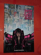 BATMAN PRESENTA-N°16-cat woman-N° 6-DI:WILL PFEIFER-planeta DEAGOSTINI-catwoman