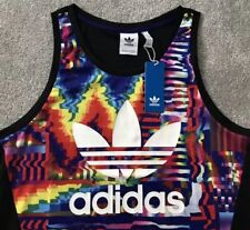 New Mens Originals Adidas Br8 Tank Top Casual Gym Training Running Ltd Edition