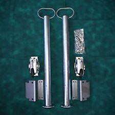 Stützen Stützenset Abstellstütze für Brenderup Kippi 200 / 150 inkl. Montageset