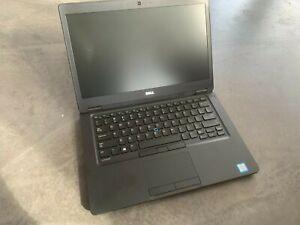 Dell Latitude 5480 PC Portable Core i5 7200U 2,5GHz 16GB 256GB SSD Webcam Win 10