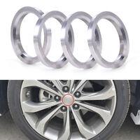 4 Zentrierringe für Alufelgen 73.1- 59.1 Zentrierring Aluminium hub rings Neu