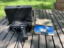 Sankyo ES-44XL Super 8 Movie Camera From Japan w/ Case