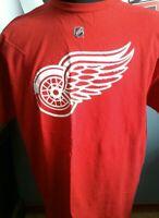 Detroit Red Wings Reebok Jimmy Howard 2XL T-Shirt NHL