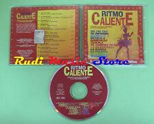 CD RITMO CALIENTE compilation PROMO 1997 PEREZ PRADO RITCHIE VAENS BODEGA (C29)