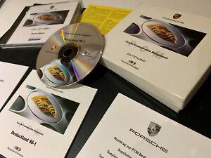 PORSCHE  - PCM  Navi Disc  996 642 131.02  Europe
