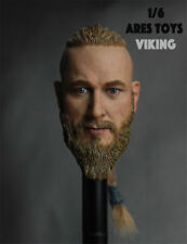 HOT FIGURE TOYS 1/6 viking headplay Viking Saga Custom