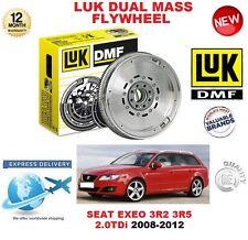 Für Seat Exeo 3R2 st 3R5 2.0 Tdi 2008-2012 Original Luk Dmf Zweimassenschwungrad