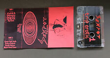 SEXPOT - Trip Erotic Demo Cassette Tape 9 Tracks RARE Sleaze Glam Rock