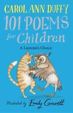 101 Poems for Children Chosen by Carol Ann Duffy: A Laureate's Choice,Carol Ann