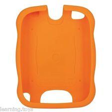 Vtech InnoTab 3 (Storio 3) Gel Skin Case Bumper - Orange + Free Screen Protector