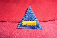 Vintage WWII USAAF Triangle Bomb Bombadier Sleeve Patch Bomb Loader Army AF