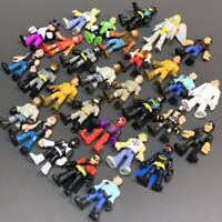 30X Fisher-Price Imaginext Power Rangers DC Comics Batman action Figure toy gift