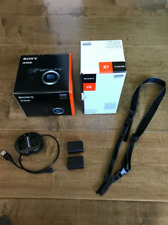 Sony Alpha a6500 24.2MP Digital Camera with 55-210mm lens + accessories bundle