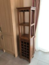 Heavy Wood Wine Rack