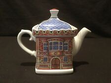 "Sadler English Country Houses ""Elizabethan House"" Teapot"