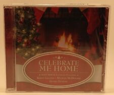 Celebrate Me Home (CD 2010) Soft Rock Christmas - Christmas Music - Gift - Party