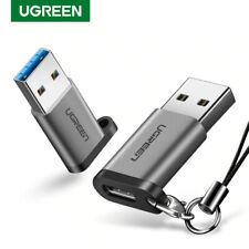 Ugreen USB Type C Adapter USB A 3.0 Male to USB 3.1 Type C Female Connector