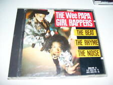 Wee Papa Girl Rappers - the beat the rhyme.. HOLLAND CD