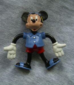 """Disney: """"Micky Maus als Biegefigur"""": Comic Figur von Bully, neu"""