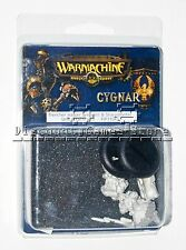 Warmachine Cygnar Trencher Officer & Sharpshooter PIP31047 - Free Overseas Ship