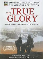 "16mm B&W SOUND FEATURE - ""The True Glory"" 2 REELS.  Original.  (1945)"