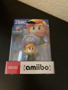 Amiibo The Legend of Zelda Link's Awakening Link Figur Nintendo Neu OVP