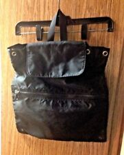 ARMANI EXCHANGE Black Travel Door Hang Toiletry Makeup etc  Bag Foldable