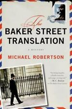 The Baker Street Translation: A Mystery (baker Street Letters): By Michael Ro...