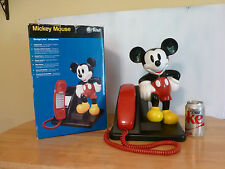 Mickey Mouse Telephone AT&T 1990